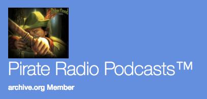 World Pirate Radio Podcast Network™ (WPRPN) – Sailing the