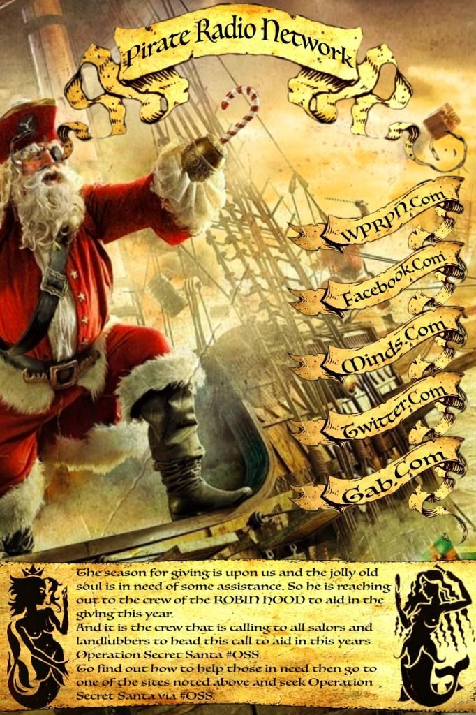 Operation Secret Santa | World Pirate Radio Podcast Network